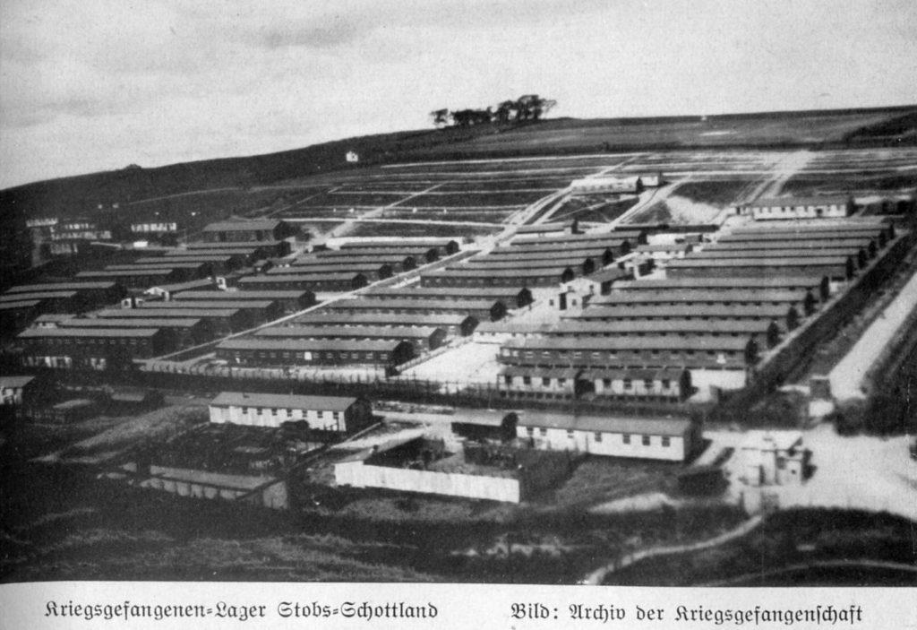 Flucht Zur Front Deutsche Soldaten entrinnen der Gefangenschaft; Military Camp; Barracks; Great War