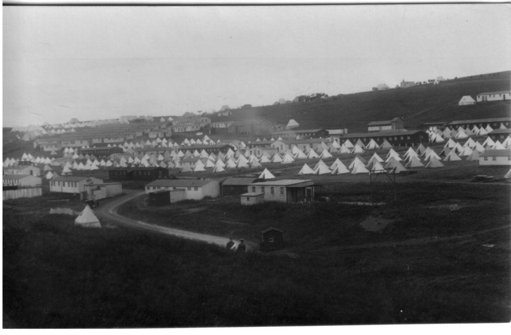 PostW005; 1924; Barracks; Interwar