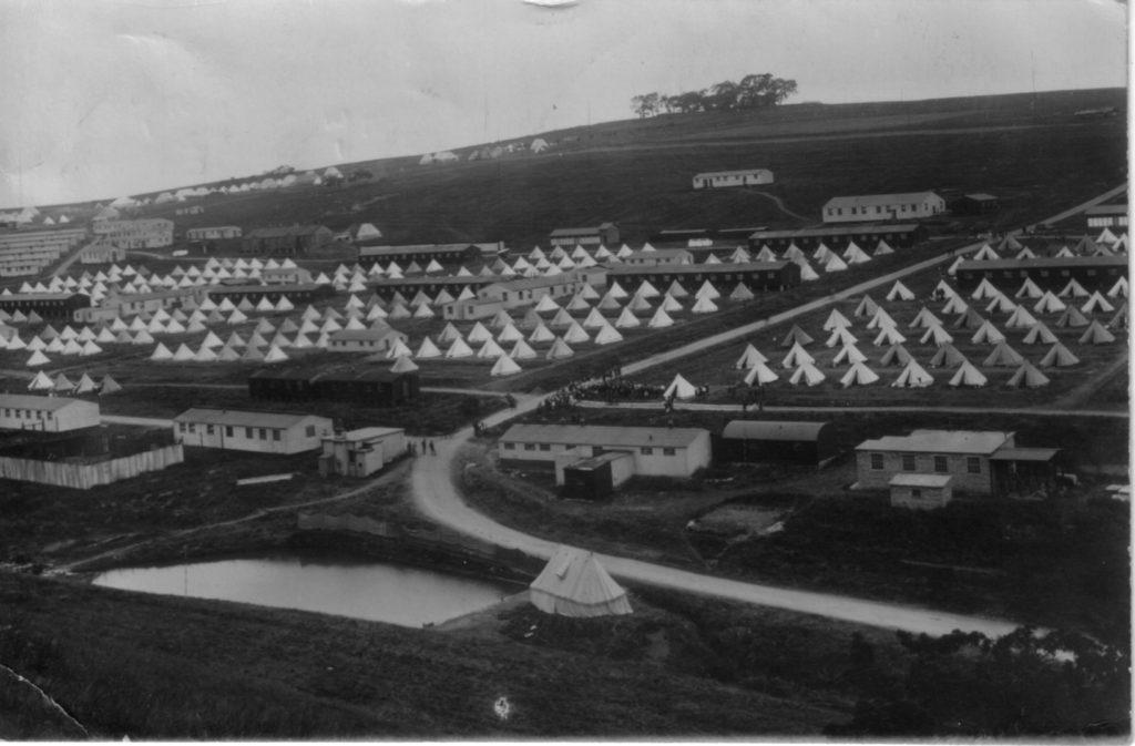 Possibly 1924; Camp; Interwar; Barracks