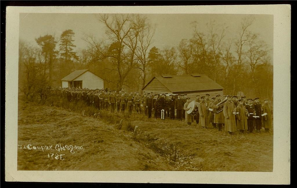 Prisoner of War; Funeral; Stobs