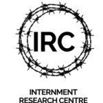 internment research centre; irc; logo