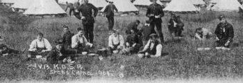 Second Battalion King's Own Scottish Borderers