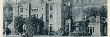 Stobs Castle