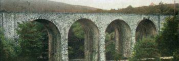 Railway Viaduct at Stobs Station