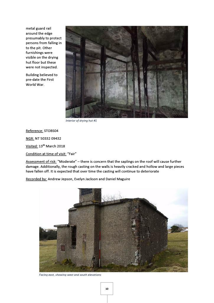 Buildings Condition Survey Report - p10