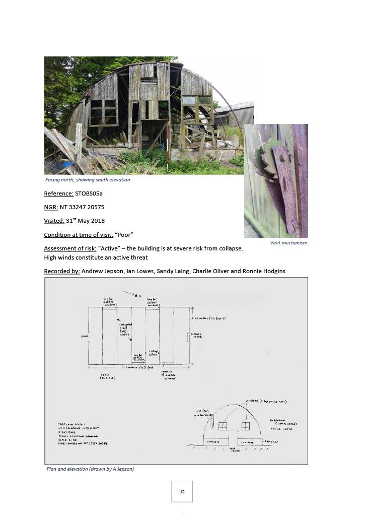 Buildings Condition Survey Report - p12